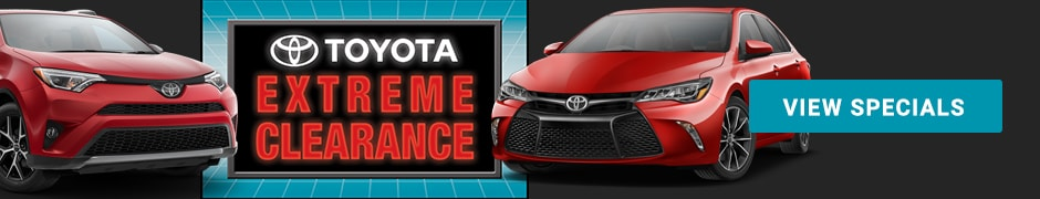 Toyota of Nashua Sales Event