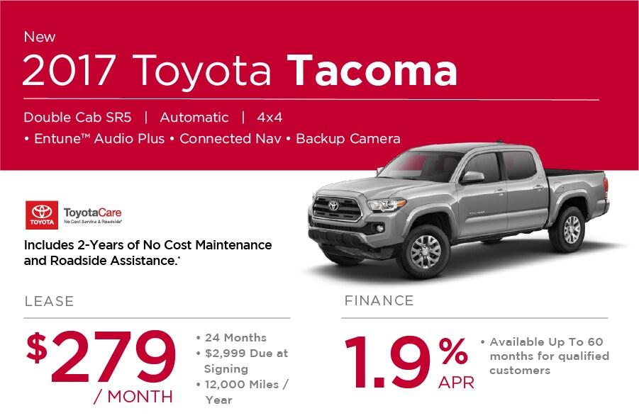 2017 Toyota Tacoma Special in Nashua NH