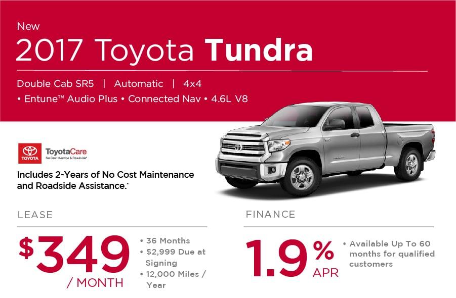 2017 Toyota Tundra Special in Nashua NH