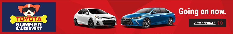 Toyota of Nashua Summer Sales Event