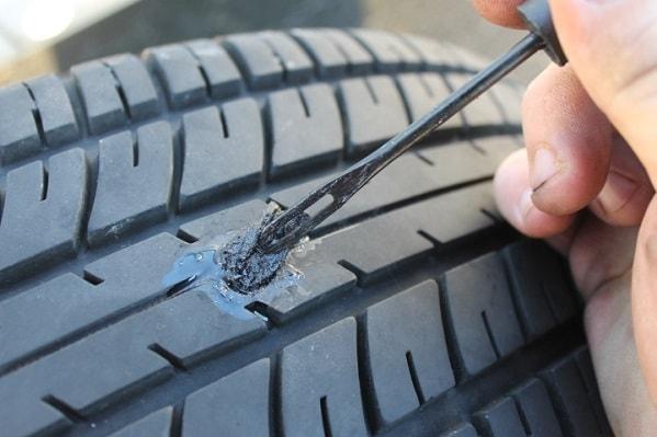 Cheap tire repair