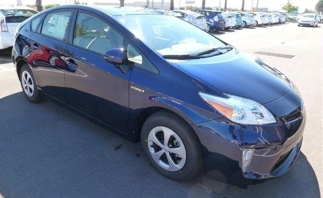 has the 2013 toyota prius on the lot the n charlotte toyota prius has