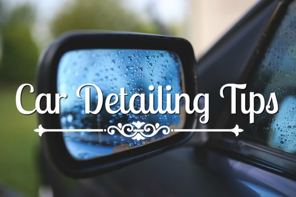 cheap car detailing