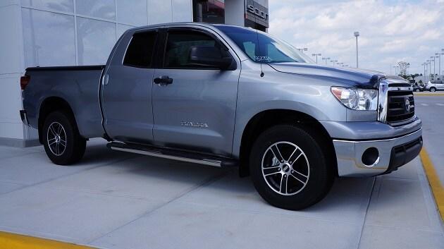 New Toyota Tundra in N Charlotte