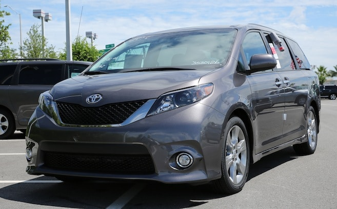 N Charlotte Toyota Sienna