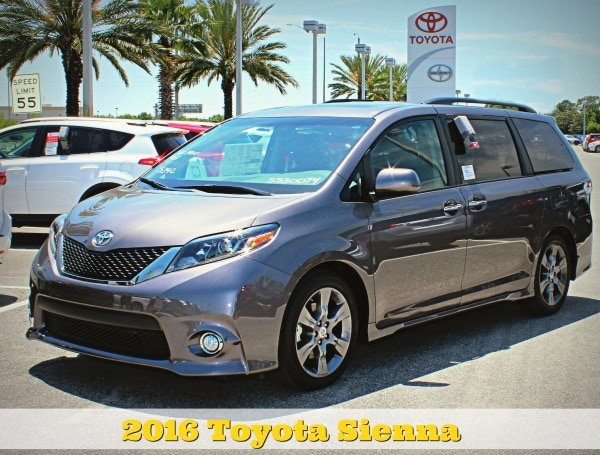 2016 Toyota Sienna Vs Nissan Quest Best Family Cars