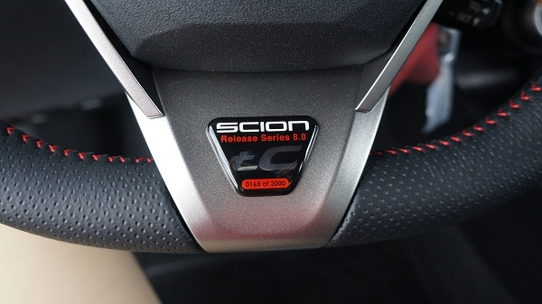 Scion tC release series in N Charlotte