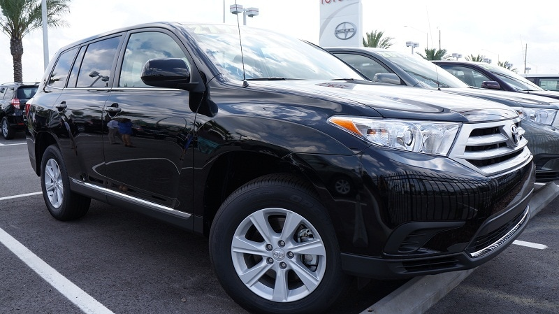 2013 Toyota Highlander for sale in NC