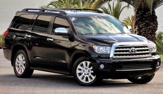 2016 Toyota Sequoia for sale