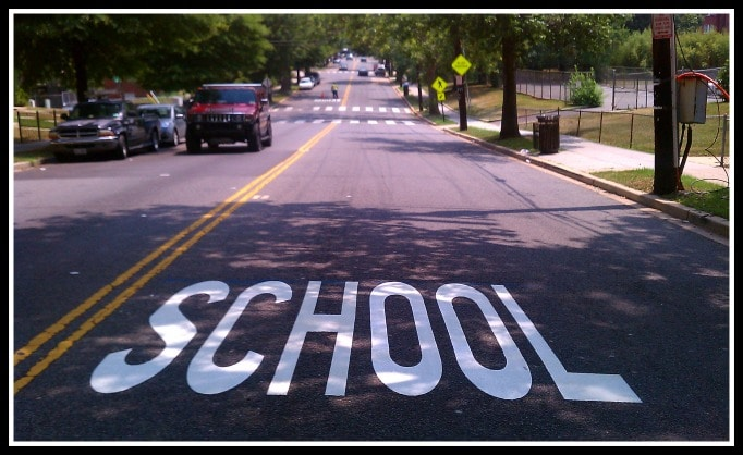 school zone safety rules