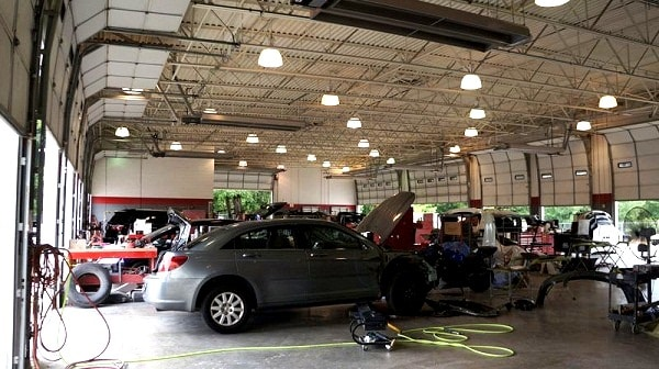 Car repair in N Charlotte