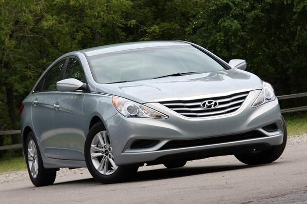 Hyundai Sonata in NC