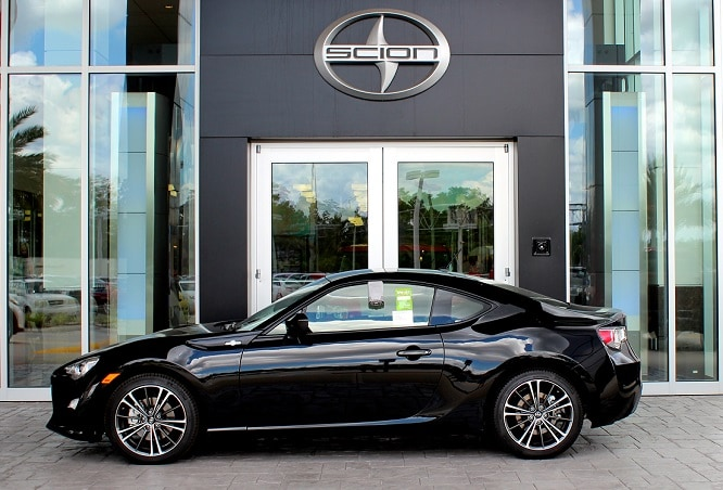 2015 Scion FR-S in NC