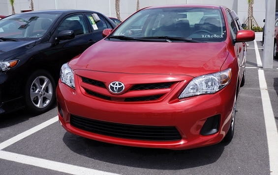 N Charlotte Toyota Corolla specials