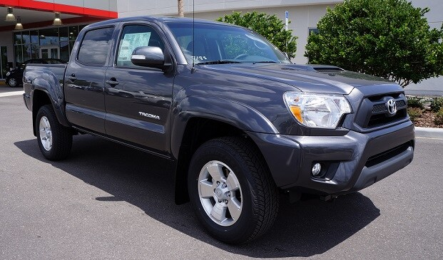 Toyota Tacoma in N Charlotte