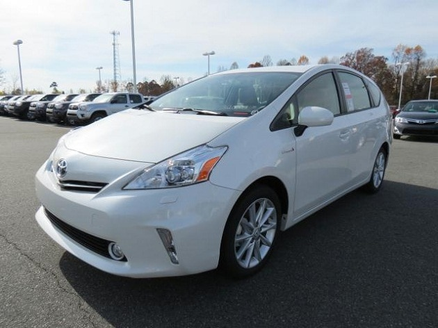 new Toyota Prius near Charlotte