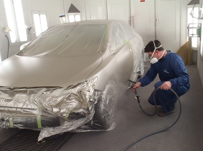 cheap auto body repair