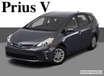 N Charlotte Toyota Prius V