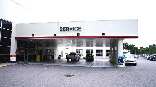 Car service in N Charlotte