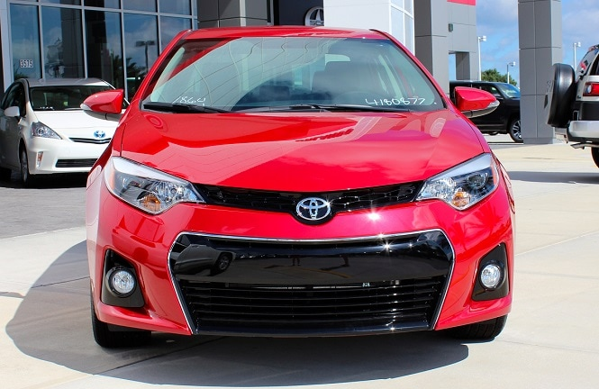 new Toyota near Charlotte