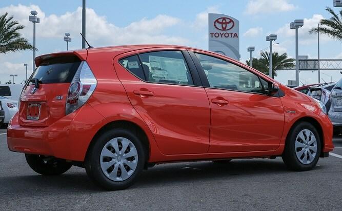 2015 Toyota Prius c for sale