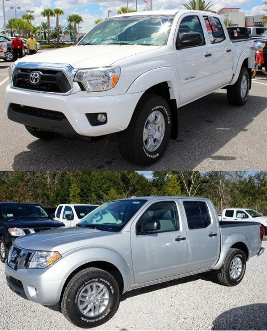new Toyota trucks for sale