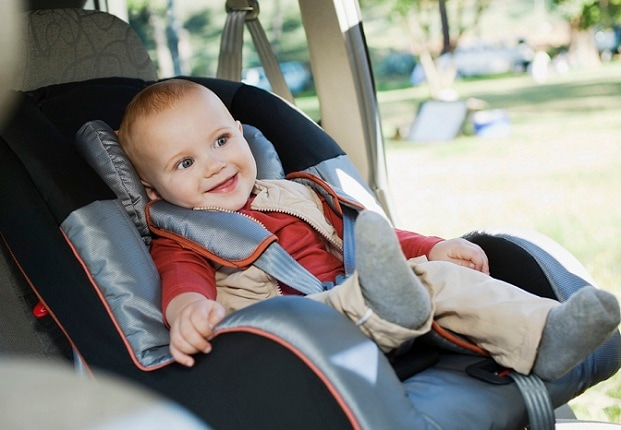 Toyota of N Charlotte car seat safety