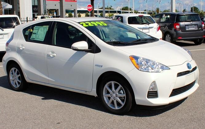 N Charlotte Toyota hybrid