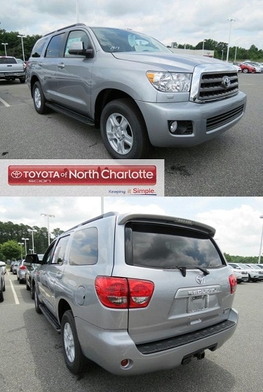 North Charlotte Toyota Sequoia