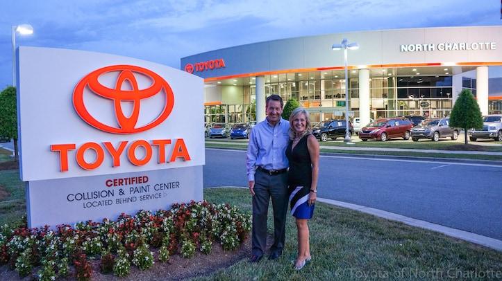 Toyota of N Charlotte