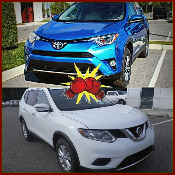 Toyota RAV4 deals