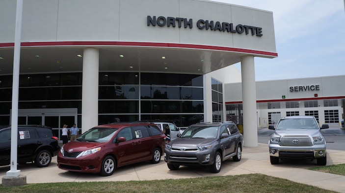 N Charlotte Toyota for sale