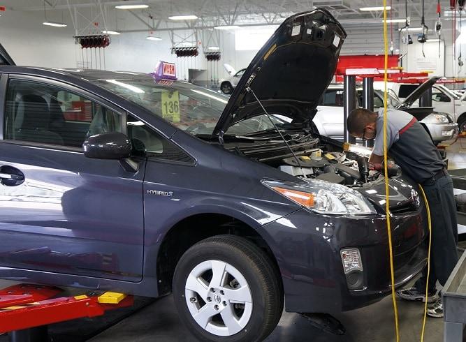 Charlotte auto service
