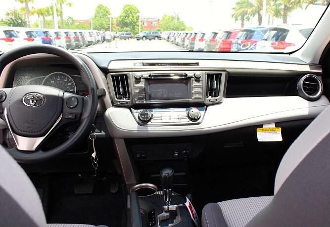 N Charlotte Toyota RAV4