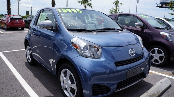 2013 Scion iQ in N Charlotte