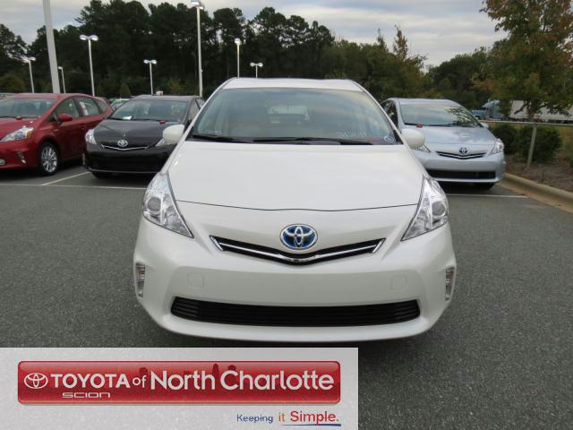 new Toyota Prius v in N Charlotte