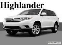 N Charlotte Toyota Highlander