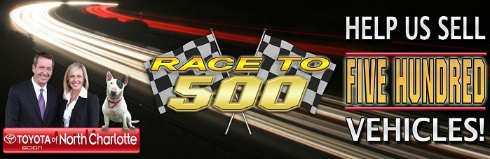 new Toyota and used car deals