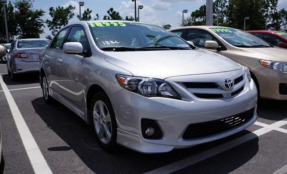 New Toyota Corolla NC
