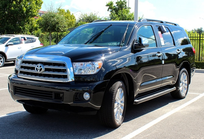2015 Toyota Sequoia for sale
