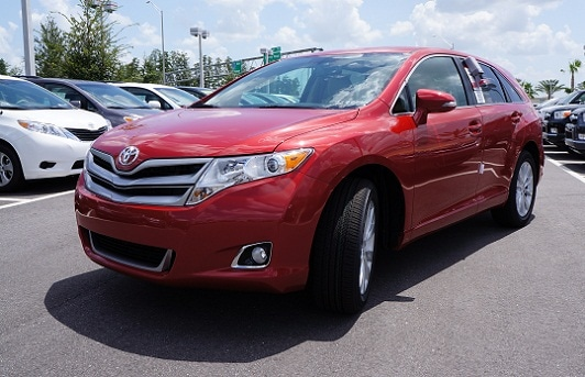 New Toyota Venza for sale NC