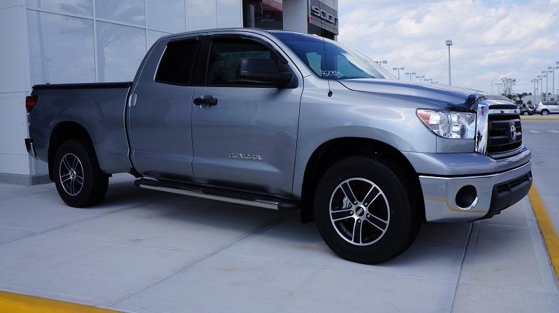 2013 Toyota Tundra near Charlotte
