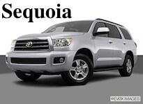 N Charlotte Toyota Sequoia
