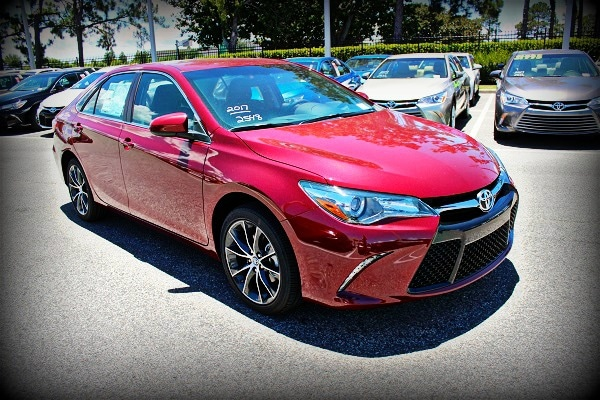 new Toyota Camry deals
