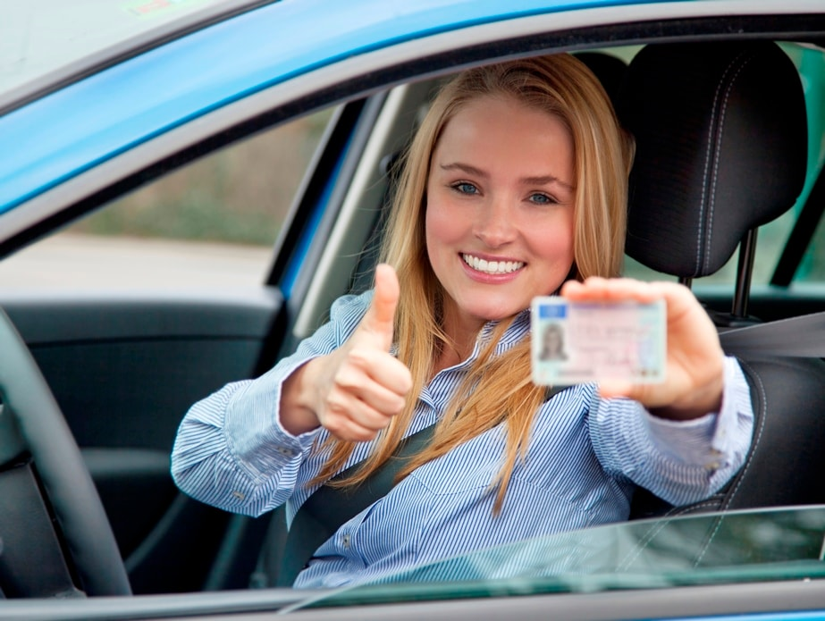 Can a teen drive without permit