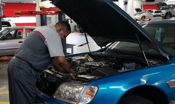 Toyota service in Charlotte