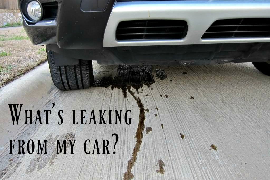 Why Is My Car Leaking Charlotte Auto Service