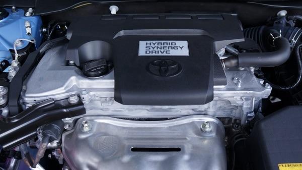 2013 Toyota Camry near Charlotte