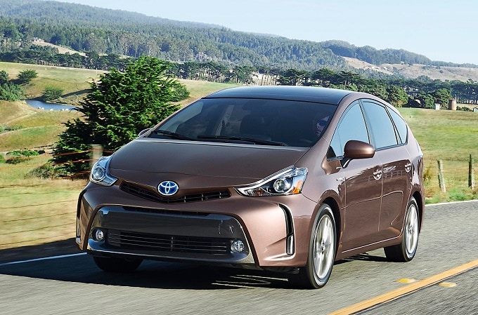 2015 Toyota Prius v for sale