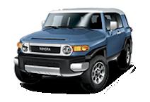 N Charlotte Toyota FJ Cruiser